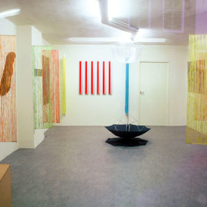 Inrichting Galerie Kiem, 1992