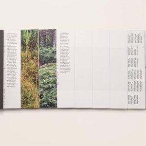 Boek ontwerp Aardse Vensters Loek van Vliet