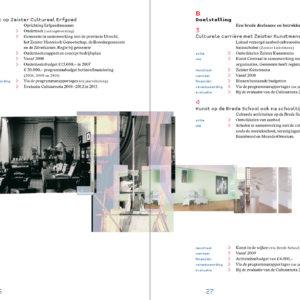 Ontwerp en illustratie cultuurnota