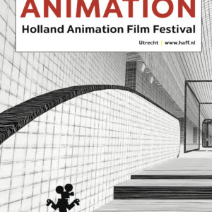 Ontwerp brochure Holland Animation Film Festival