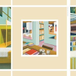Onwerp en uitgever cahier, Henk van den Bosch, RT-books