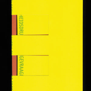 uitgave in eigen beheer ter gelegenheid van De Salon van Utrechtse kunstenaars en vormgevers