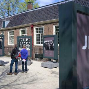 Tentoonstelling: Ik, Jij, Hij, Wij, Jullie, Zij, Jonas Daniël Meijerplein, Amsterdam